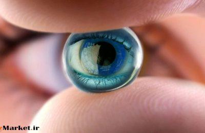 عوارض لنز طبی