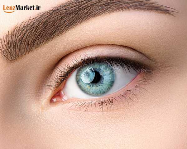 تغییر رنگ چشم 34