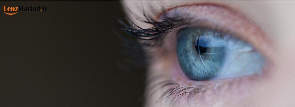 جدیدترین لنز چشم 76