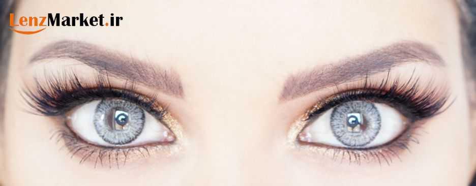 لنز چشمی طوسی 1