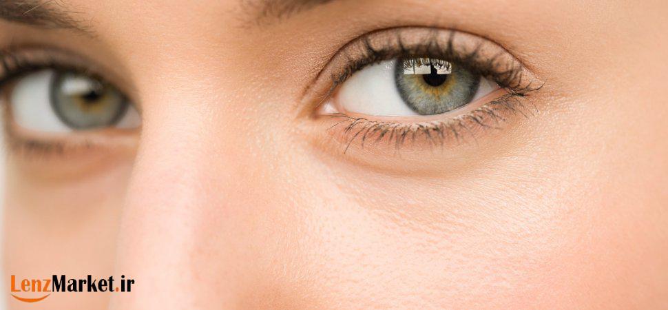 جدیدترین لنز چشم 5