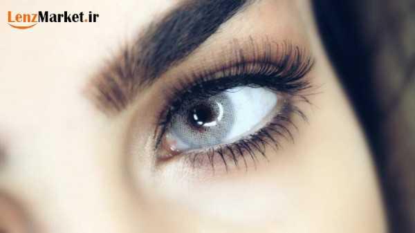 لنز چشمی طوسی 3