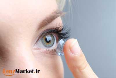 عمل لنز داخل چشم چیست