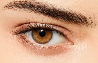 لنز رنگی طبیعی 1
