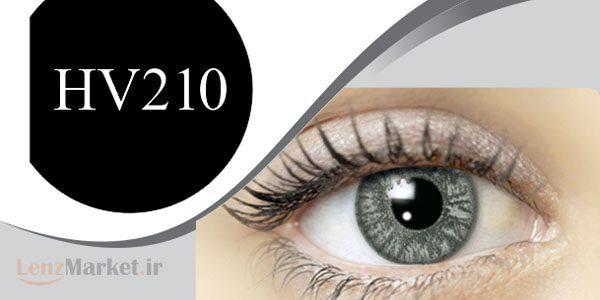 لنز طبی رنگی سالانه هرا