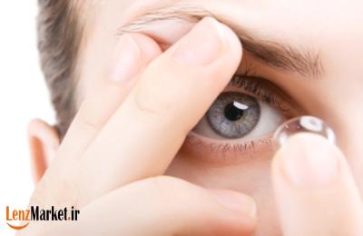 مضرات لنز رنگی 1