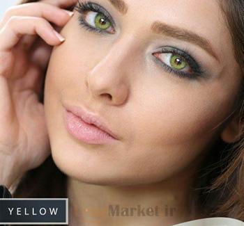 لنز رنگی سالانه سولکو