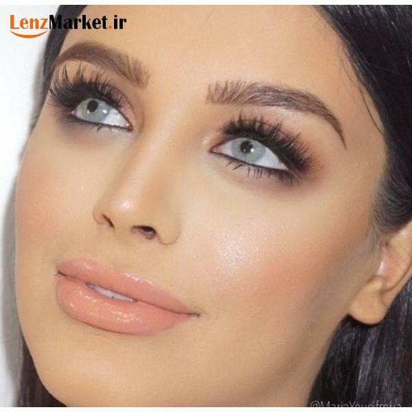 انواع لنز زیبایی برای چشم 1