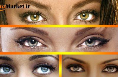 راهنمای خرید لنزهای رنگی tr
