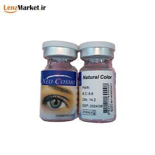 لنز طبی رنگی سالانه نئوکاسمو