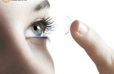 کاشت لنز طبی رنگی دائمی