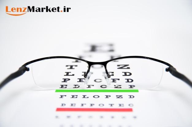انتخاب لنز آستیگمات