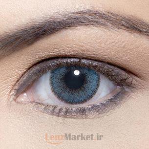 لنز رنگی سولوتیکا آزول azul