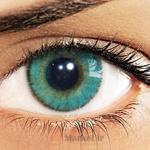 لنز رنگی سولوتیکا مارین marine