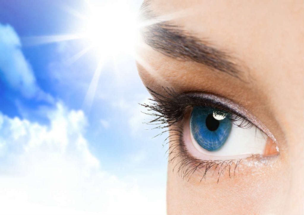 مراقبت از چشم در برابر خورشید