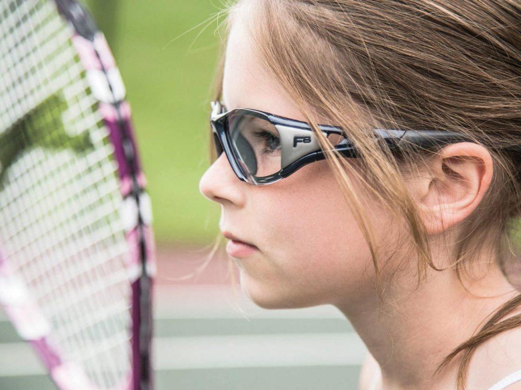 مراقبت از چشم در ورزش