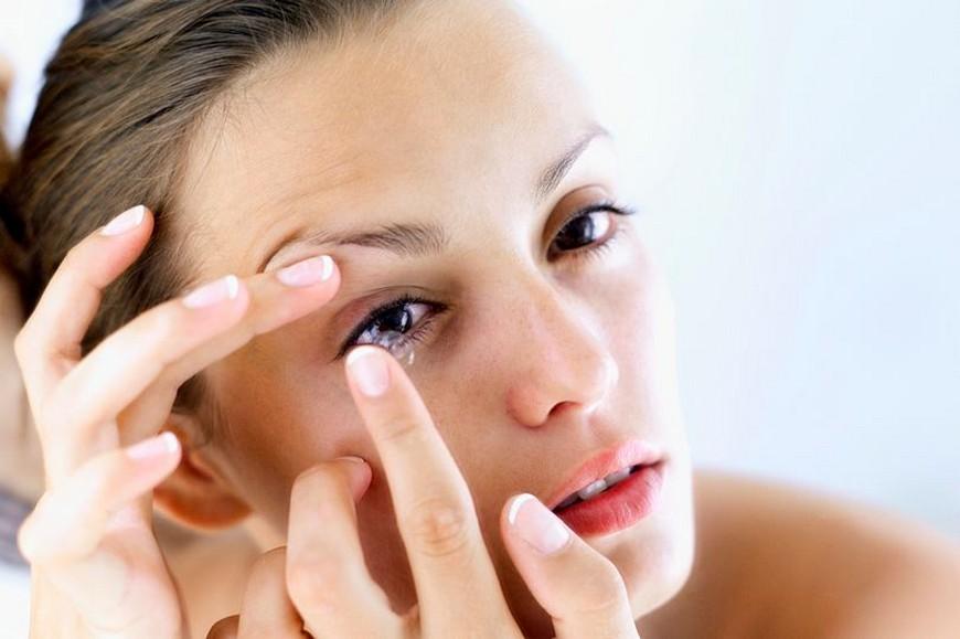 لنز چشم در بارداری