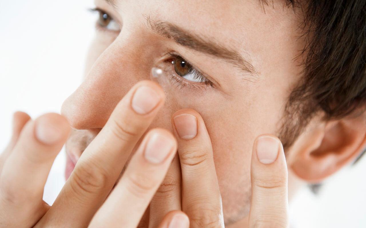 تاثیر لنز در بهبود بینایی چشم