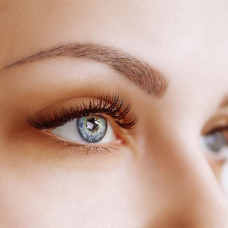 تبدیل شماره چشم عینک به لنز