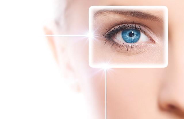 عمل لازک چشم