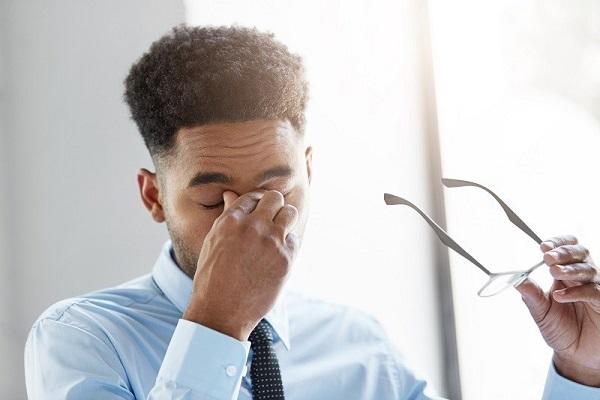 تاثیر استرس بر بینایی چشم ها 33